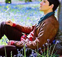 Colin Morgan as Merlin by YoungWarlock26