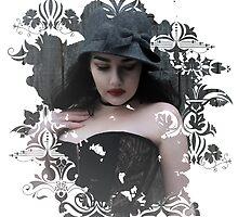 Moxie Cloche  by Katelizabethan