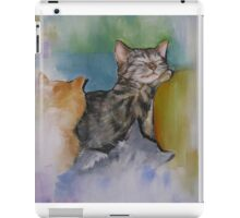 A Cuddle of Cats! iPad Case/Skin