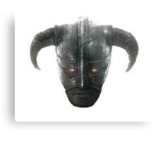 The Elder Scrolls Skyrim Metal Print