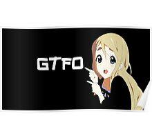 Mugi GTFO Poster