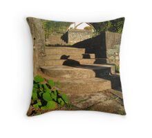 Swaziland Staircase Throw Pillow
