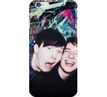 Phan Cute Drunk Selfie iPhone Case/Skin