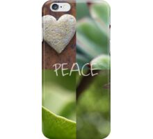 Peace  - JUSTART ©  iPhone Case/Skin