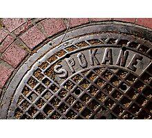 Spokane Photographic Print