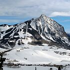 Mt. Crested Butte by Matt Benson