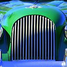 1966 Morgan Grille by AuntDot