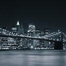 Manhattan - New York by ScottL