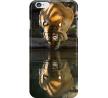 Taking a Drink iPhone Case/Skin