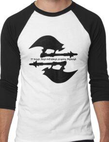 Scythe (x2) - Buffy - Julienne Preacher Black Men's Baseball ¾ T-Shirt