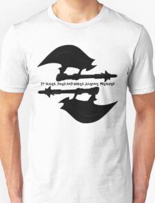 Scythe (x2) - Buffy - Julienne Preacher Black Unisex T-Shirt