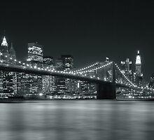 Silver Nights - New York by ScottL