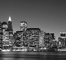 On The East Side - New York by ScottL
