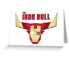 The Iron Bull Greeting Card