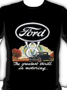 Ford V8 II T-Shirt