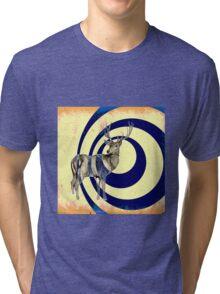 Oh my deer Tri-blend T-Shirt