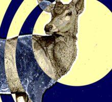 Oh my deer Sticker