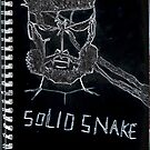 First edit of solid snake...... by LasTBreatH