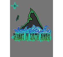 The Coast of Sharks Photographic Print