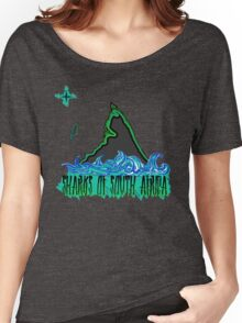 The Coast of Sharks Women's Relaxed Fit T-Shirt