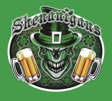 Leprechaun Skull 3: Shenanigans 2 Kids Clothes