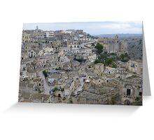 Puglia, Itlay Greeting Card