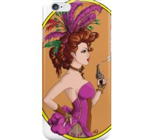 Madam of Her House iPhone Case/Skin