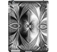 Abstract Feathers. iPad Case/Skin
