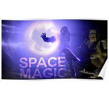 Destiny Space Magic Poster