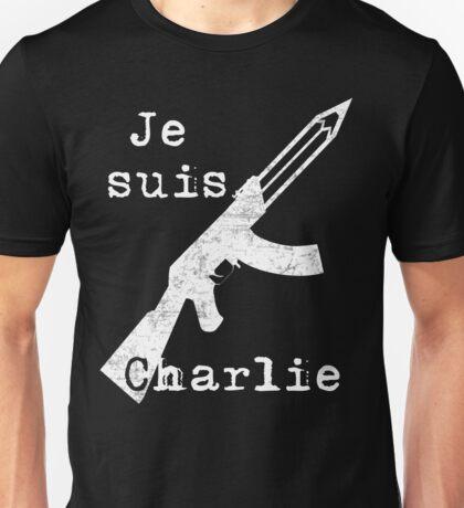 Je suis Charlie #2 Unisex T-Shirt