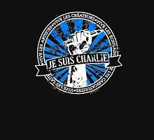 Je Suis Charlie-In Black Unisex T-Shirt