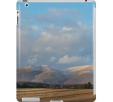 The Ochil Hills Kinross Scotland iPad Case/Skin
