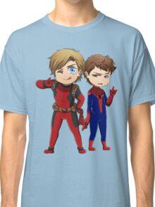 Mask off! Classic T-Shirt