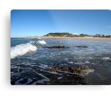 Jeffreys Bay, South Africa Metal Print