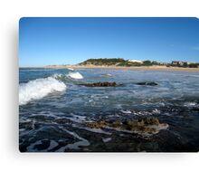 Jeffreys Bay, South Africa Canvas Print