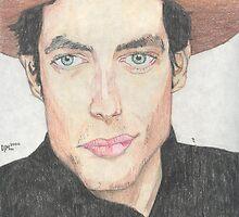 Jakob Dylan by Dylan Mazziotti