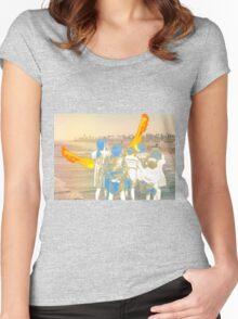 Voyeurisme Women's Fitted Scoop T-Shirt