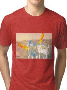 Voyeurisme Tri-blend T-Shirt