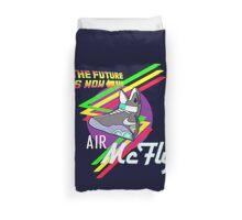 Air McFly  Duvet Cover