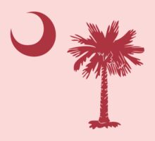Red Palmetto Moon Kids Clothes