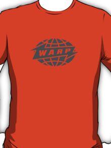 Warp Records logo (grey) T-Shirt