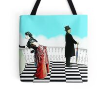 The Reunited Lovers Tote Bag