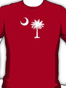 White Palmetto Moon T-Shirt