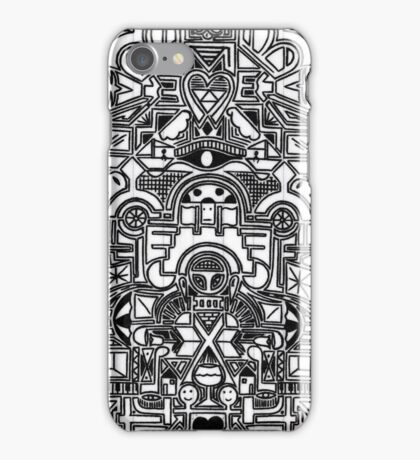 Girl All The Bad Guys Want iPhone Case/Skin