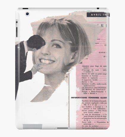 Information féminin  iPad Case/Skin