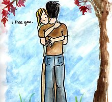 i like you by BoniDutch