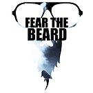 Fear the beard  by jackthewebber