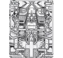 God And Guns iPad Case/Skin