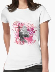 Lust Womens Fitted T-Shirt