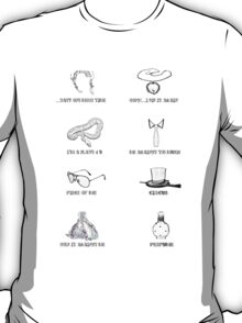 Britney Spears Songs T-Shirt